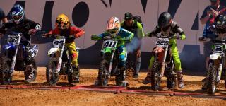 Dirt Bike Week at Daytona