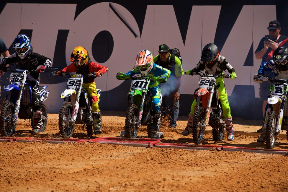 Rocky Mountain ATV/MC Continues Sponsorship for the 8th Annual Ricky Carmichael Daytona Amateur Supercross Championship