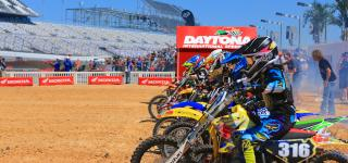 Ricky Carmichael Daytona Amateur Supercross Offers Over $145,000 in Manufacturer Contingency to Racers