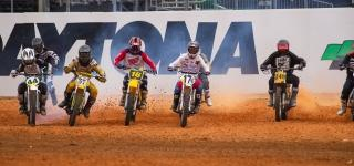 Inaugural Daytona Vintage Supercross Crowns Multiple DVSX Champions