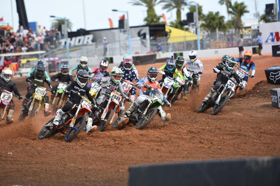 The 11th Annual Ricky Carmichael Daytona Supercross Championship returns to Daytona Beach, Florida on March 8 and 9